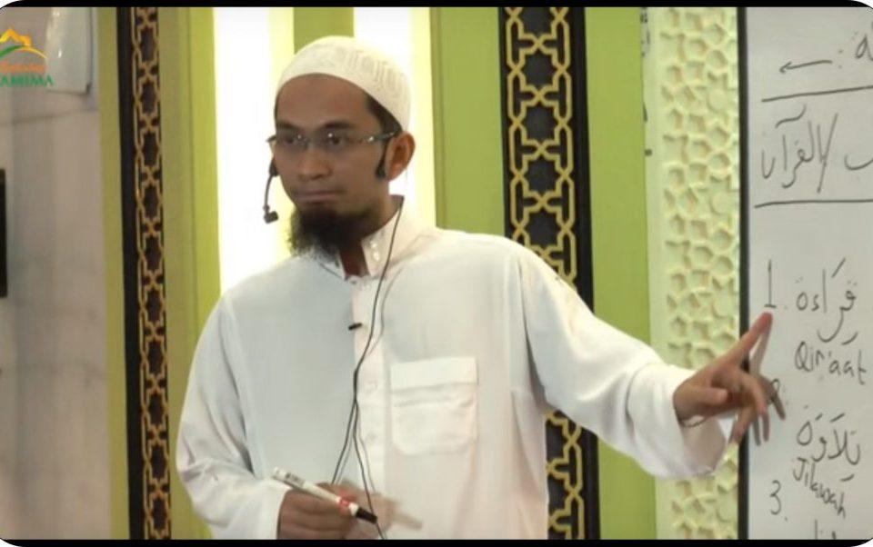 Al-Qur'an adalah Sahabat Terbaik