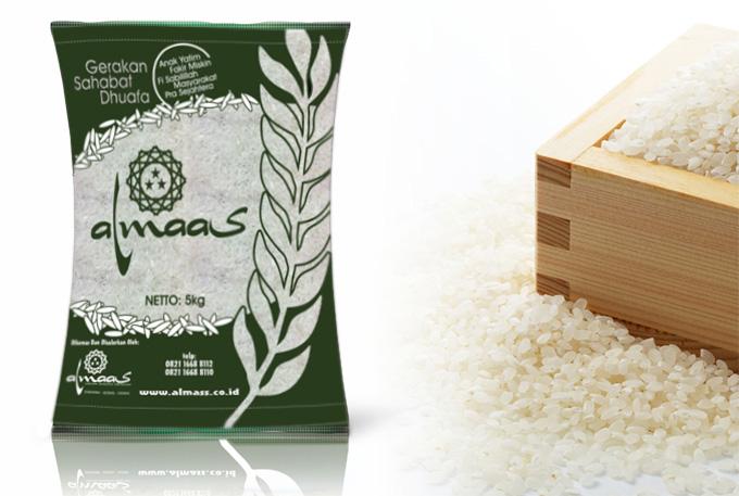beras almaas