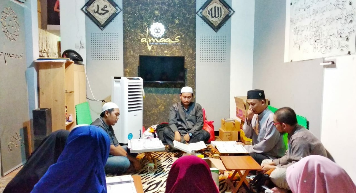 tadarrus ramadhan 1439 H