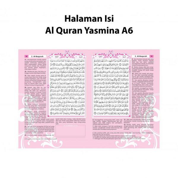 YASMINA A6 HC