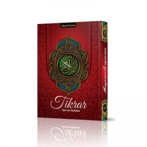 TIKRAR A5 HC