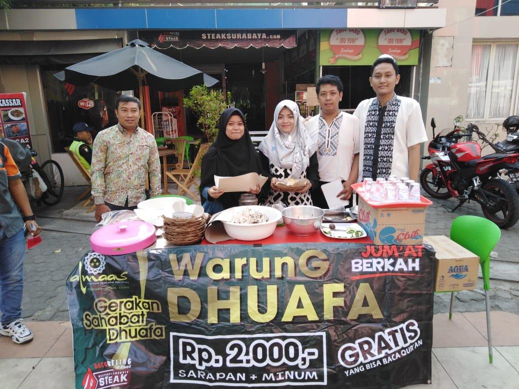 Warung Dhuafa