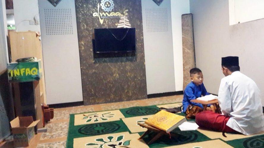 kelas tahfidz anak