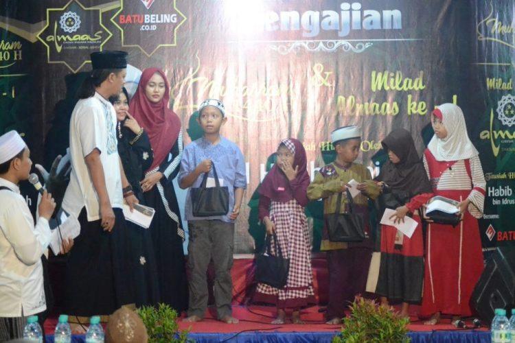 Almaas Griya Insani Muslim Surabaya Dakwah Sosial