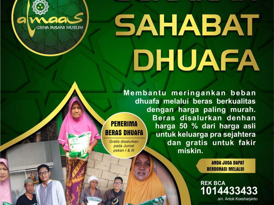 Gerakan Sahabat Dhuafa