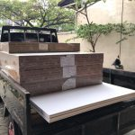 Pembelian material Plafon akustik Amstrong dan Gypsum star