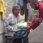 GERAKAN SAHABAT DHUAFA – Pembagian Beras Gratis