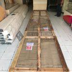 BATUBELING Supplier Surabaya telah mengirimkan material atap FORMAX Transparan, untuk Bpk. Budi, di Kupang – Nusa Tenggara Timur.