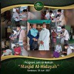 Program Jum'at Berkah Masjid Al-Hidayah