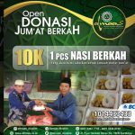 Donasi Jum'at Berkah