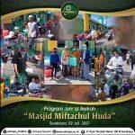 Program Jum'at Berkah Masjid Miftachul Huda