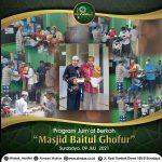 Program Jum'at Berkah Masjid Baitul Ghofur